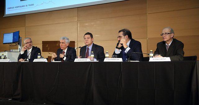 El Dr. Alejandro Berenguel participa en la organización de la II Reunión de Pruebas de Esfuerzo con análisis de gases en Toledo